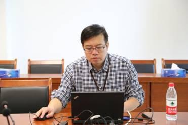 南京航空航天大学苏盛辉教授来实验室做学术讲座